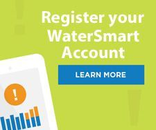 Register your WaterSmart Account